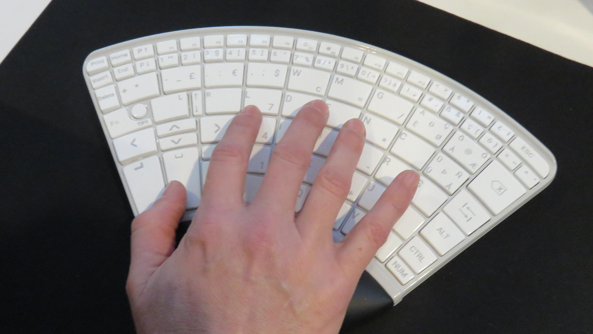 Einhand-Keyboard