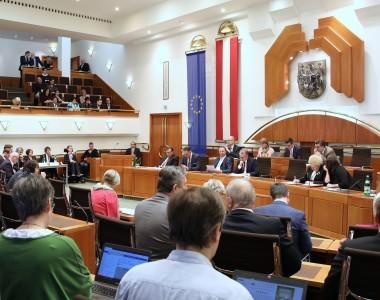 Enquete im burgenländischen Landtag am 30. Jänner 2019