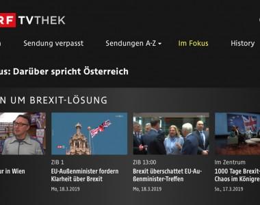 ORF-TVthek Relaunch 2019