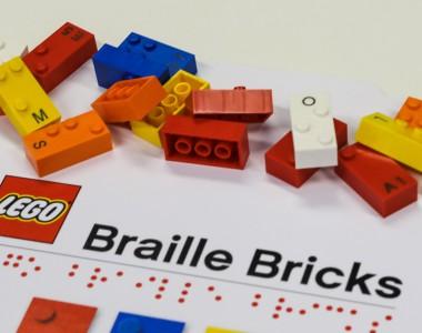 Braille Bricks von LEGO