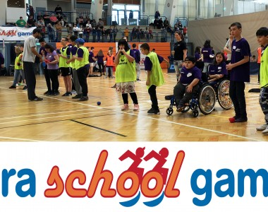 Para School Games 2019