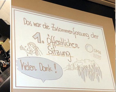 1. öffentliche Sitzung des Salzburger Monitoringausschusses