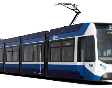 Design der Triebfahrzeuge der Badner Bahn ab 2021