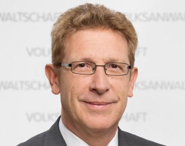 Volksanwalt Mag. Bernhard Achitz