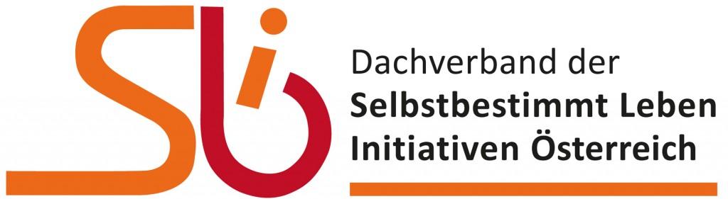 Logo SLIÖ Dachverband der Selbstbestimmt Leben Initiativen Österreich