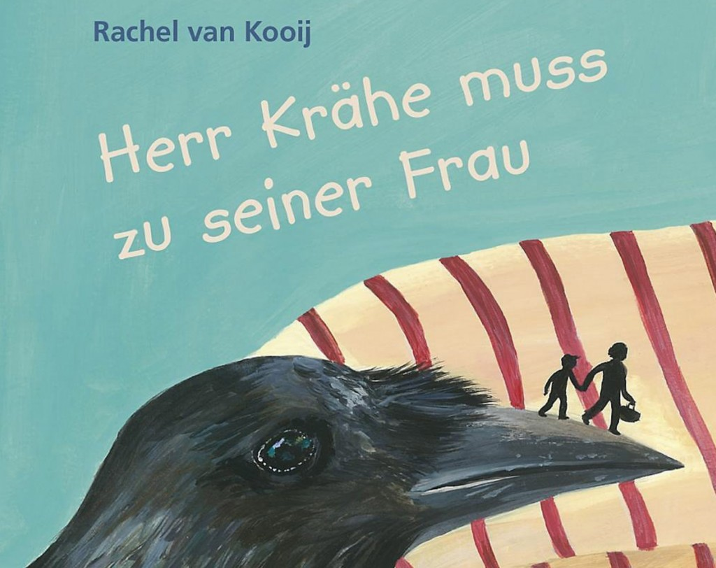 Buch: Herr Krähe muss zu seiner Frau