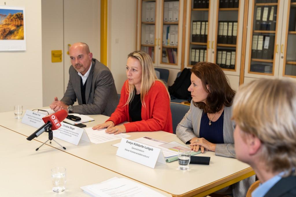 Michael Fink, Christine Steger, Evelyn Kölldorfer-Leitgeb