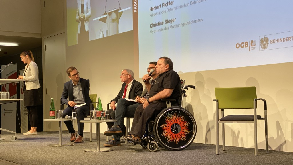 Andreas Onea, Hansjörg Hofer, Daniel Schönherr, Herbert Pichler