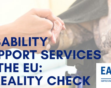 EASPD Disability Report 2019