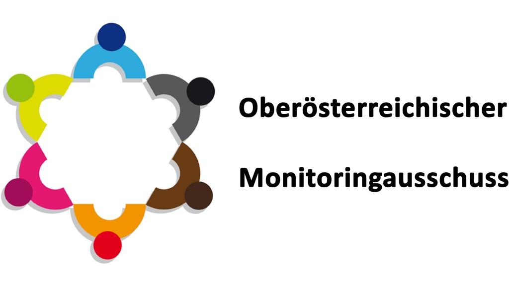 Logo: Oberösterreichischer Monitoringausschuss