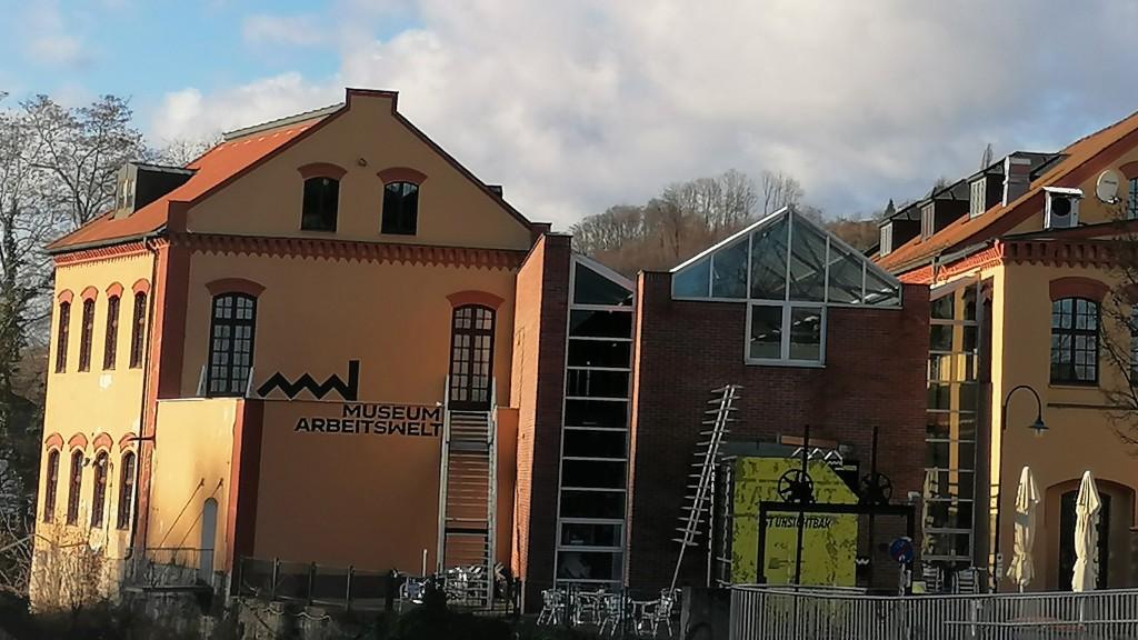 Museum Arbeitswelt Steyr - Außenansicht