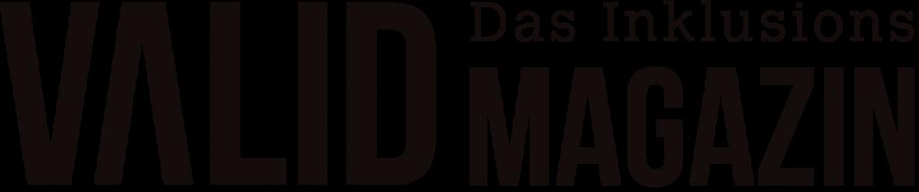 Logo VALID Das Inklusionsmagazin
