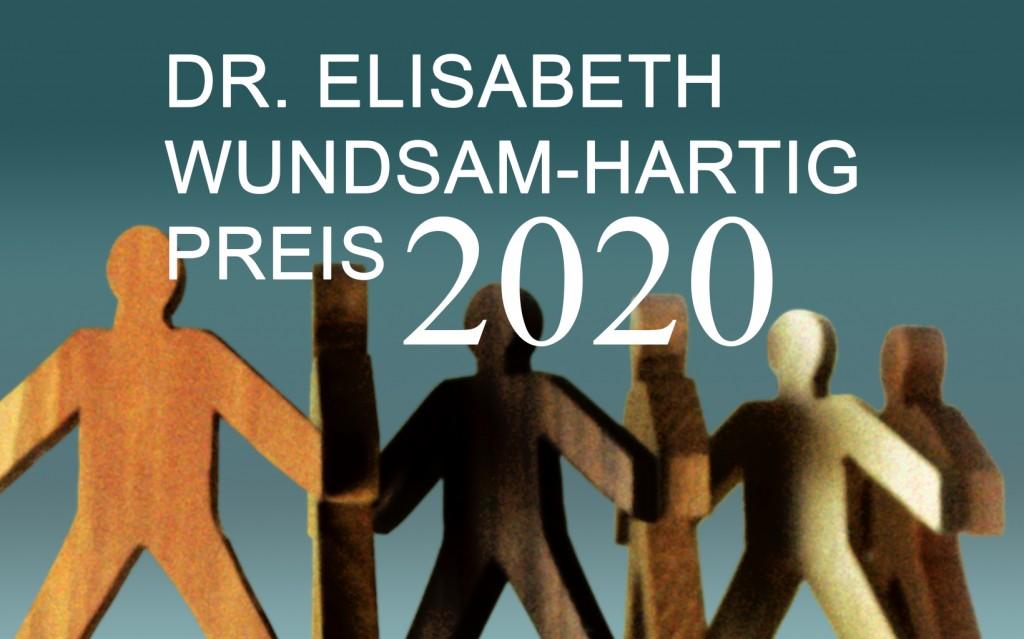 Dr. Elisabeth Wundsam-Hartig Preis 2020