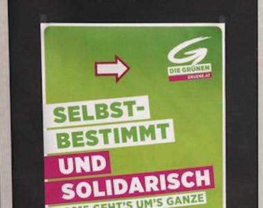 GRÜNE: Selbstbestimmung und Solidarisch