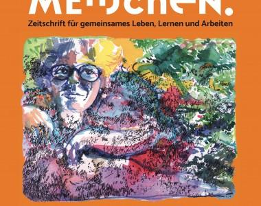 Titelbild Zeitschrift Menschen: Körperdialog und Traum