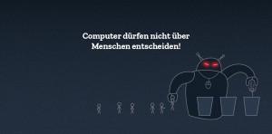AMS-Algorithmus: Computer dürfen nicht über Menschen entschieden