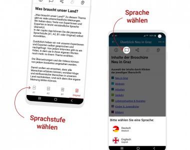 Atempo App - lesen und verstehen