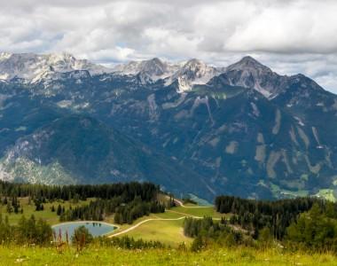 Wanderwege in Österreichs Alpen