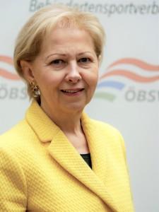 Brigitte Jank vom ÖBSV