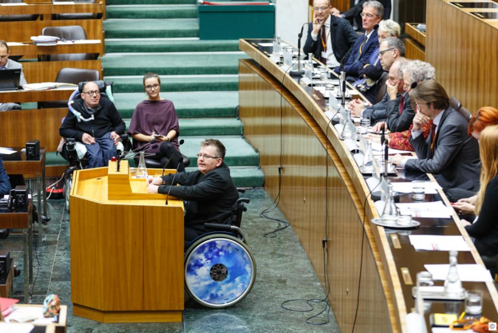 Rede von Marianne Karner im Parlament am 25. November 2014