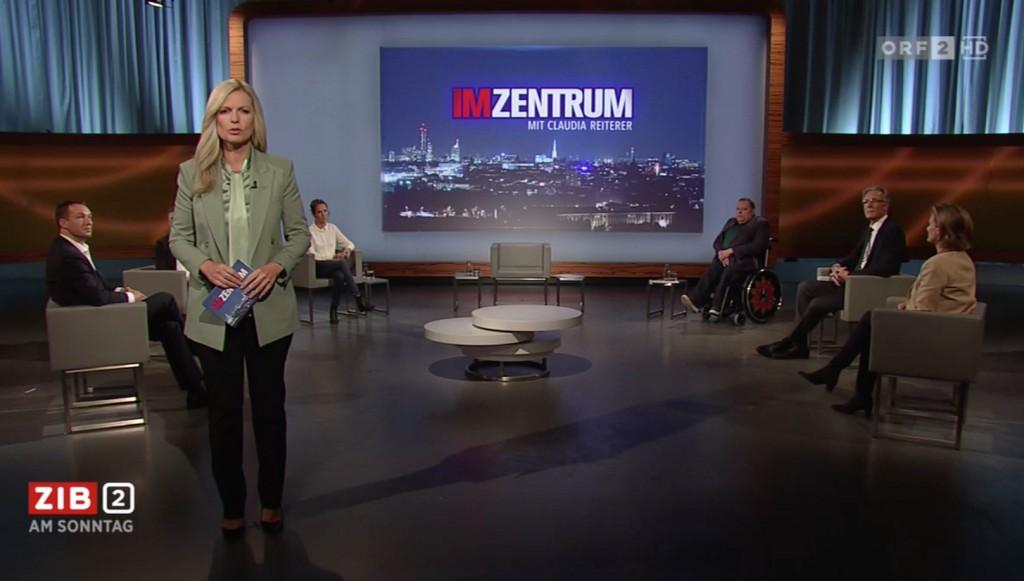 ORF-Sendung IMZENTRUM