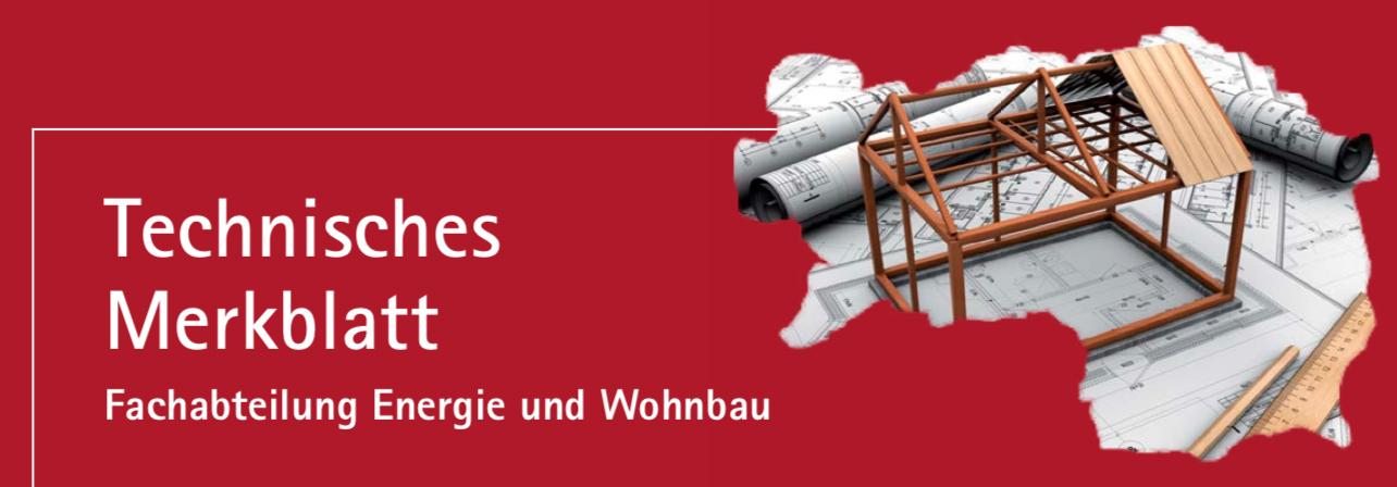 Technisches Merkblatt - Anpassbarer Wohnbau in der Steiermark