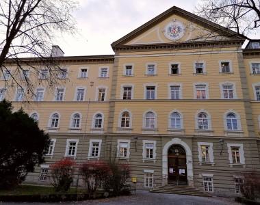 Städtische Seniorenwohnhauses in Salzburg