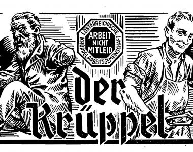 Zeitschrift: Der Krüppel