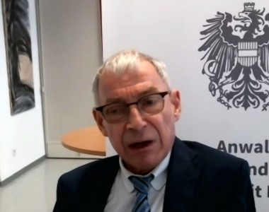 Behindertenanwalt Hansjörg Hofer