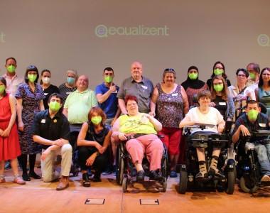 Gruppe von TeilnehmerInnen der Tagung der Agentur Sonnenklar am 16. Juni 2021