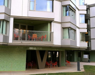 Seniorenwohnhaus Nonntal