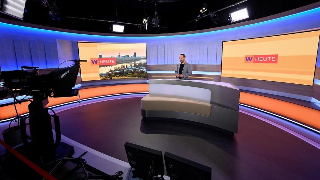 ORF Wien heute Studio