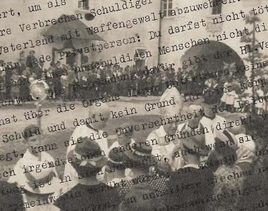 Cover: NS-Euthanasie: Wahrnehmungen – Reaktionen – Widerstand im kirchlichen und religiösen Kontext