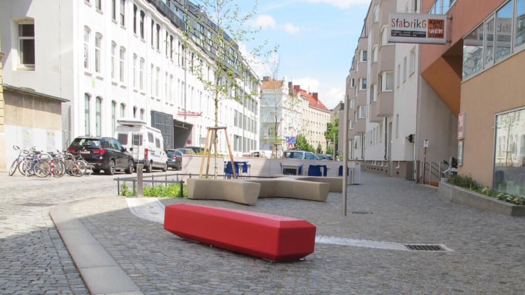 Wohnstraße Goldschlagstraße