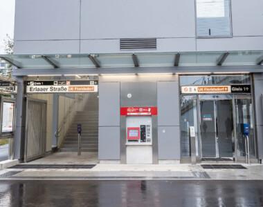 Stationserweiterung U6-Station Erlaaer Straße